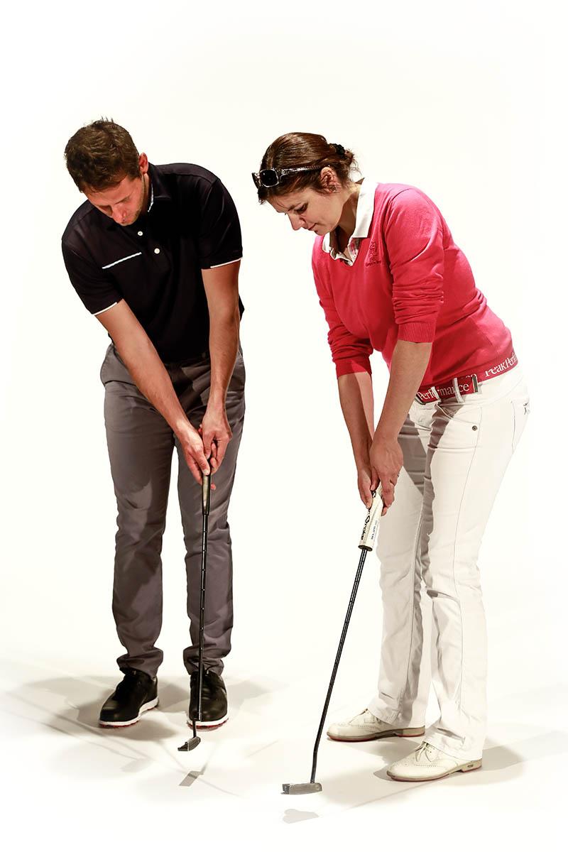 RM Golf Coaching pedagogie